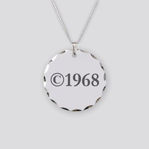Copyright 1968-Gar gray Necklace