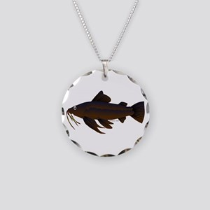Armored Catfish fish Necklace