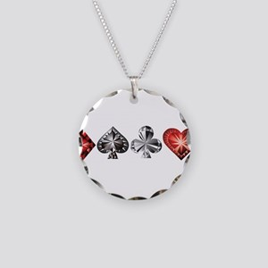 Poker Gems Necklace