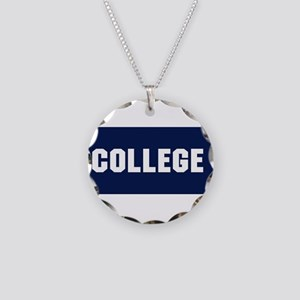 Animal House College Fraternity Frat Necklace Circ
