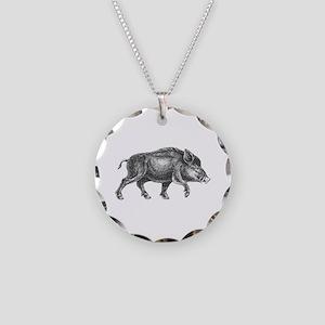 Wild Boar Necklace