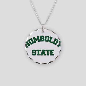 HUMBOLDT STATE Necklace Circle Charm