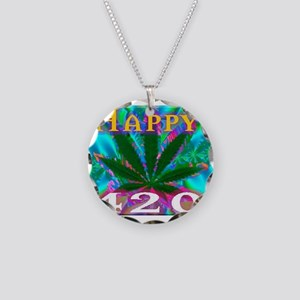 happy 420 Necklace