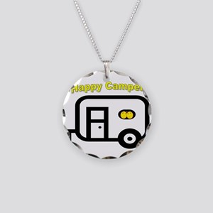 ITS AN AIRSTREAM THING Necklace Circle Charm