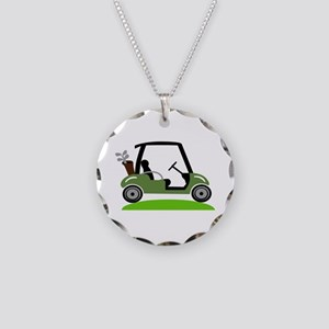 Golf Cart Necklace