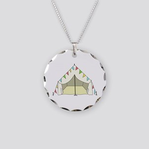 GLAMPING TENT Necklace