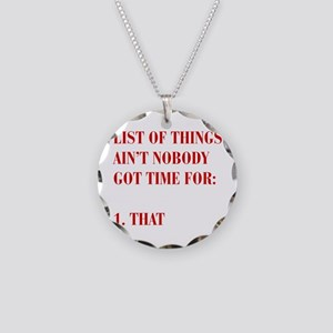 LIST-OF-THINGS-BOD-RED Necklace