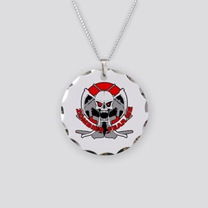 Zombies fear me r Necklace Circle Charm