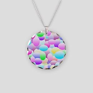 Bubble Eggs Light Necklace