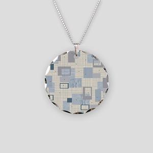 Makanahele Mid Century Moder Necklace Circle Charm