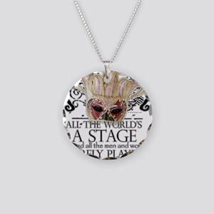 As You Like It II Necklace Circle Charm