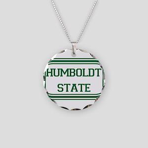 HSU Necklace Circle Charm