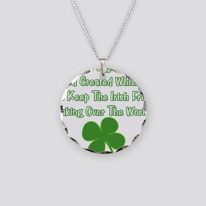 IrishWorldDesign Necklace Circle Charm
