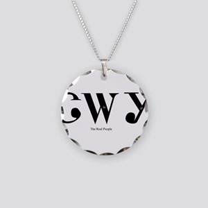 Tsalagi Necklace Circle Charm