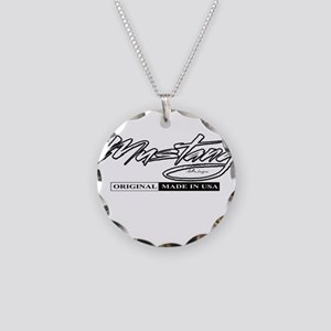 Mustang 2012 Necklace Circle Charm