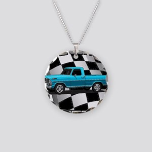 New Musclecar classic truck 1970 Necklace