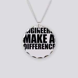 Engineers Make A Difference Necklace
