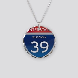 Interstate 39 Necklace