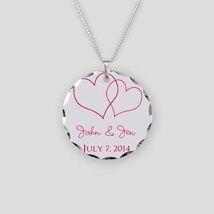 Custom Wedding Favor Necklace
