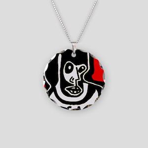 FOUCAULT philosophy Necklace Circle Charm