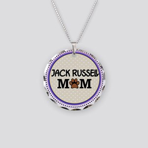 Jack Russell Dog Mom Necklace