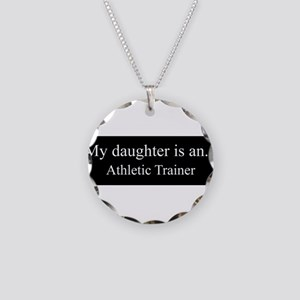 Daughter - Athletic Trainer Necklace