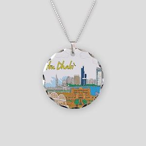 Abu Dhabi in the United Arab Emirates Necklace