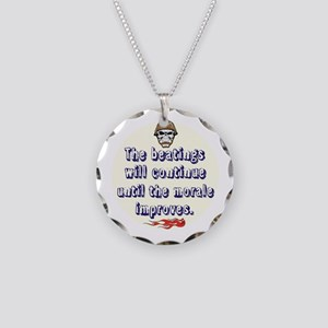 Morale Booster Necklace