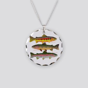 3 Western Trout Necklace
