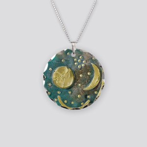 - Necklace Circle Charm