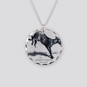 Harrison Weir - The Mule - Aesop - 1867 Necklace C