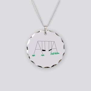 Swing Set Necklace