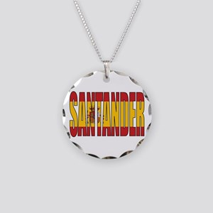 Santander Necklace Circle Charm