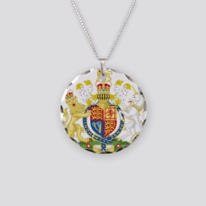 Royal COA of UK Necklace
