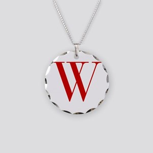W-bod red2 Necklace