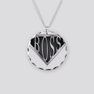 spr_boss2_chrm Necklace Circle Charm