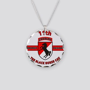 11TH ARMORED CAVALRY REGIMENT Necklace