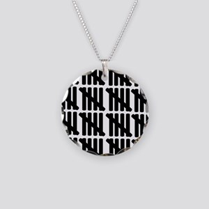line_eighty Necklace Circle Charm