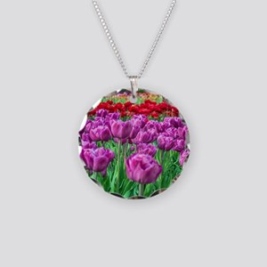 Tulip Field Necklace