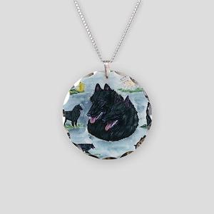 bel shep versatility Necklace Circle Charm