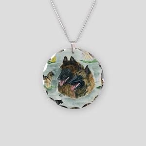 bel terv versatility Necklace Circle Charm