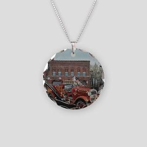 Gordy Necklace Circle Charm