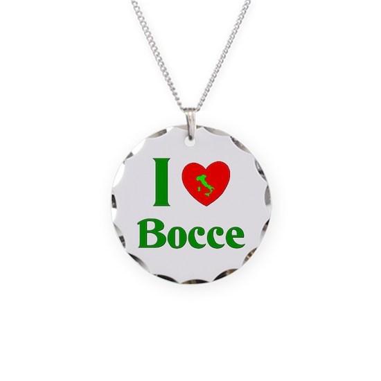 I  Love Bocce