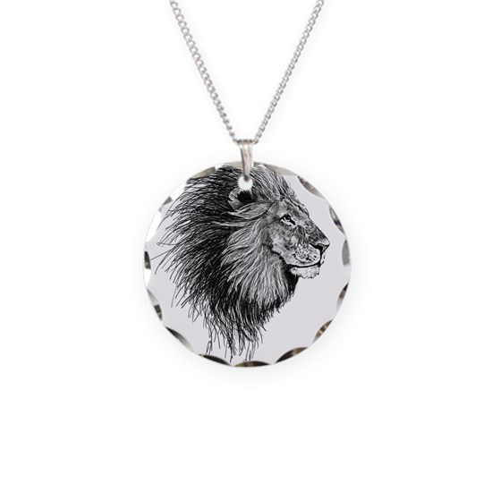 Lion (Black and White)