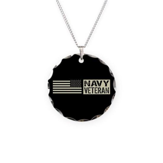 U.S. Navy: Veteran (Black Flag)