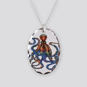Wild Octopus Necklace