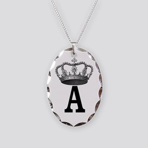 Royal Initial Necklace