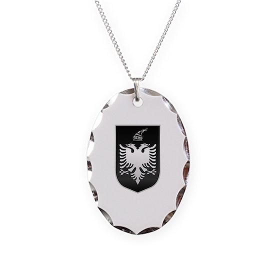 Albania State Emblem Silver