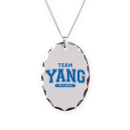 Grey's Anatomy Team Yang