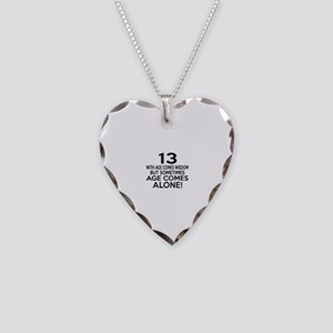 13 Awesome Birthday Designs Necklace Heart Charm
